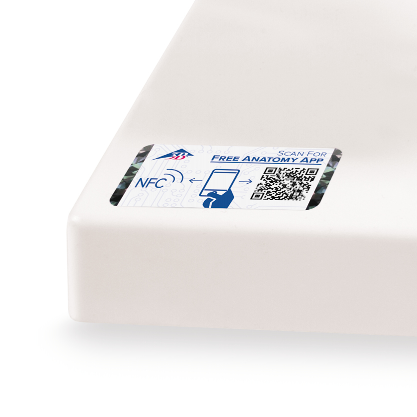 Image showing the NFC label on product
