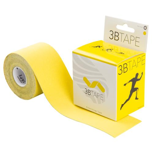 3BTAPE Yellow Kinesiology Tape, 1012803, Kinesiology Taping