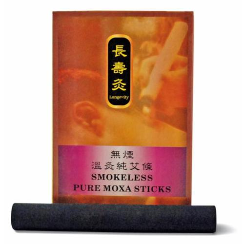 Smokeless Moxa Perforated Rolls, 5 pcs per pack, 1015600, Moxibustion