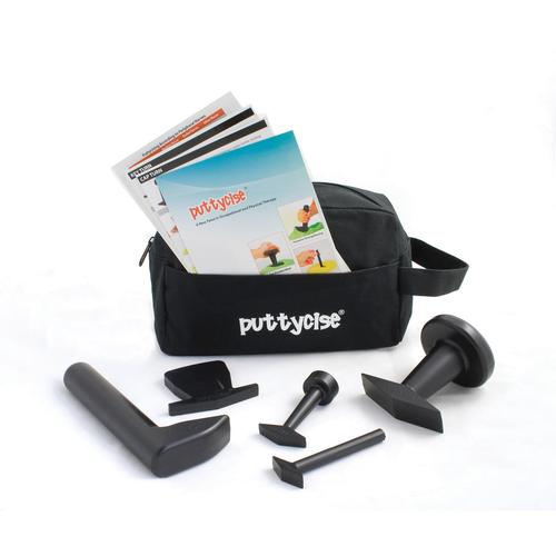 Puttycise®  tool set w/carry bag and manual, 5 pieces, 1019457, Theraputty