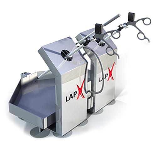 Lap-X Box Laparoscopy Trainer, 1020116, Laparoscopy