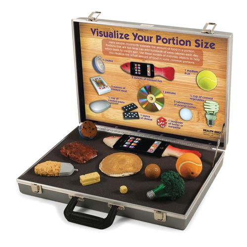 Visualize Your Portion Size Display, 1020781, Nutrition Education