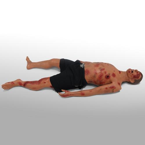 Tactical Hemorrhage Control Trainer - THCT, 1021644, TCCC Training Manikins