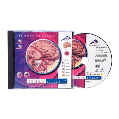 3b Neurotrainer 1002491 S0003 10 3b Student Anatomy Software