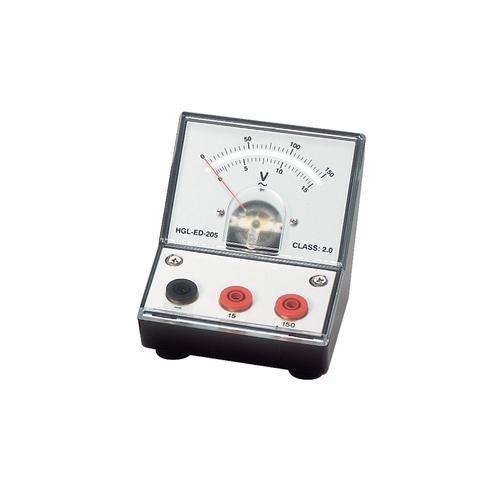 AC Voltmeter - PeakTech - U11813 - Hand-held Analog ...