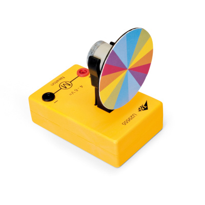 Newton's Colour Disc, with DC Motor, 1010175 [U29555], Functional Model of the Eye