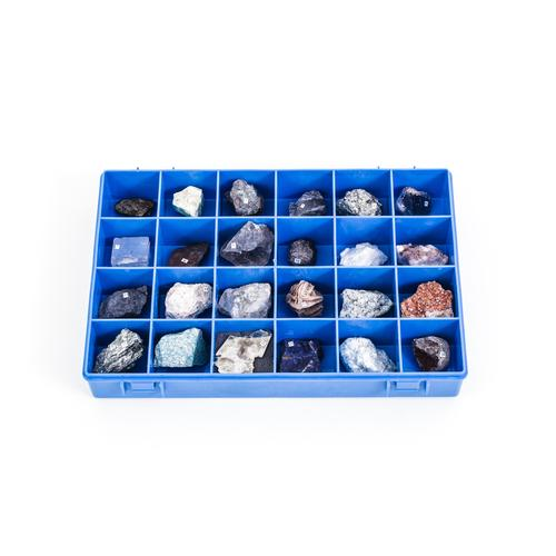 Collection of 24 minerals, 1018444 [U72020], Mineralogy