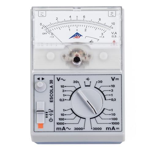 Analogue Multimeter ESCOLA 30, 1013526 [U8557330], Hand-held Analog Measuring Instruments