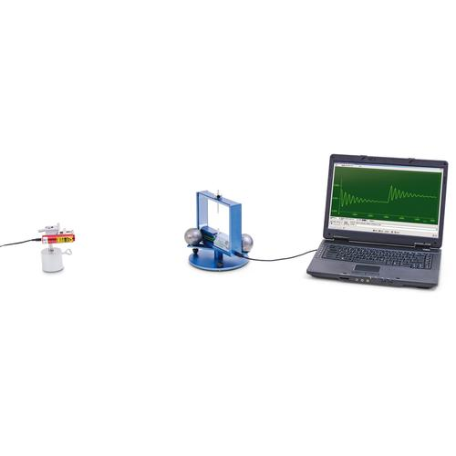 Experiment: Gravitational Constant, Basic equipment, 8000520 [UE1010300], Measurement procedures