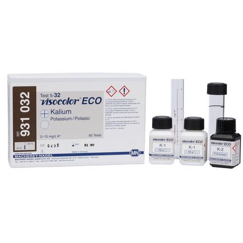 Visocolor Eco Test Potassium 1021126 W12850
