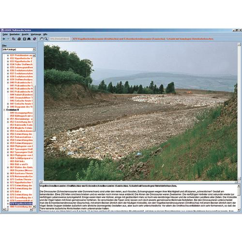 Our Environment: Threats and protection, Interactive CD-ROM, 1004285 [W13516], Biology Software