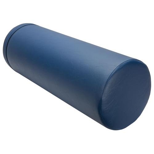 Medium Solid Roll - Dark Blue, 1004993 [W15093DB], Pillows and Bolsters