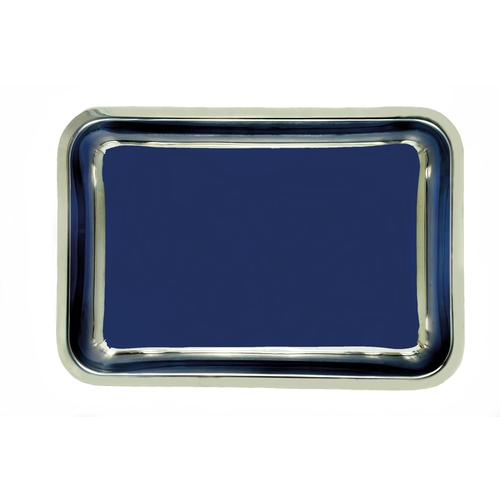 Specimen Dish, Stainless Steel with rubber mat, 1021248 [W22300], Dissection Trays and Pans
