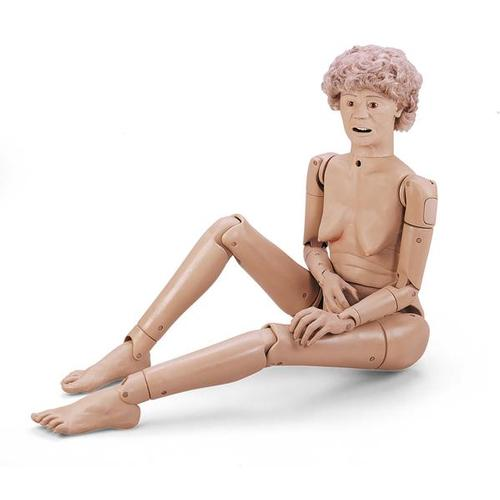 GERi™ Complete Nursing Skills Manikin, 1005597 [W44021], Intramuscular (I.m.) and Intradermal
