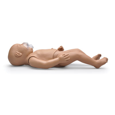 Newborn CPR and Trauma Care Simulator - with Intraosseous and Venous Access, 1017561 [W45136], ALS Newborn
