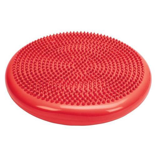 "CanDo Inflatable Vestibular Balance Disc 13.8/"" diameter Black"