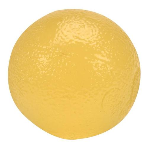Cando Hand Exercise balls - yellow/X light - Circular, 1009101 [W58501Y], Hand Exercisers