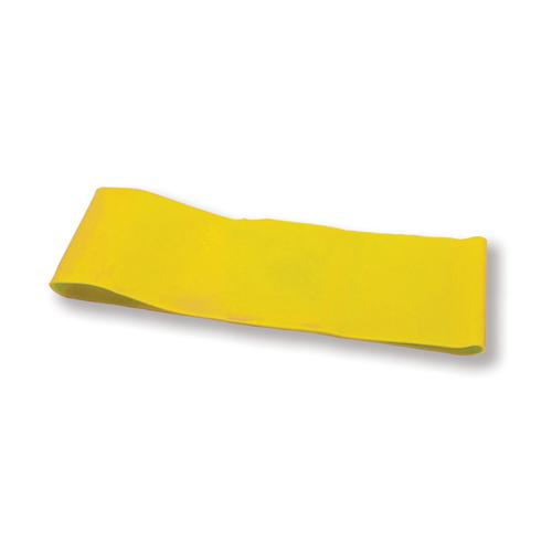"Cando ® Exercise Loop - 15"" - yellow/X light, 1009137 [W58536], Exercise Bands"