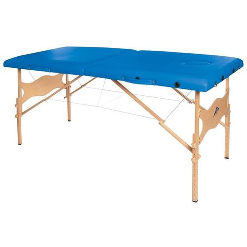 3B Basic Portable Massage Table Blue, ...