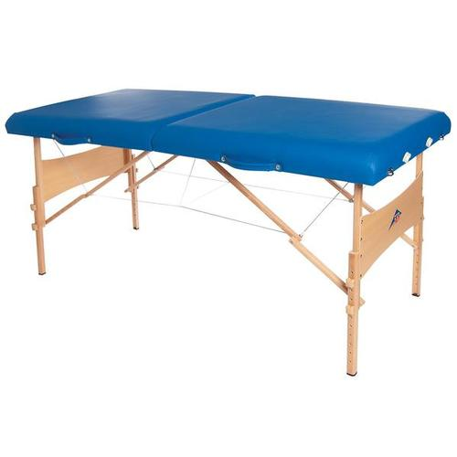 3B Deluxe Portable Massage Table - Blue, 1013727 [W60602B], Portable Massage Tables
