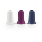 BellaBambi Cupping trio white/blackerry/steel blue,1019453