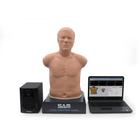 New SAM 3G® Student Auscultation Manikin, 1021554, Medical Simulators