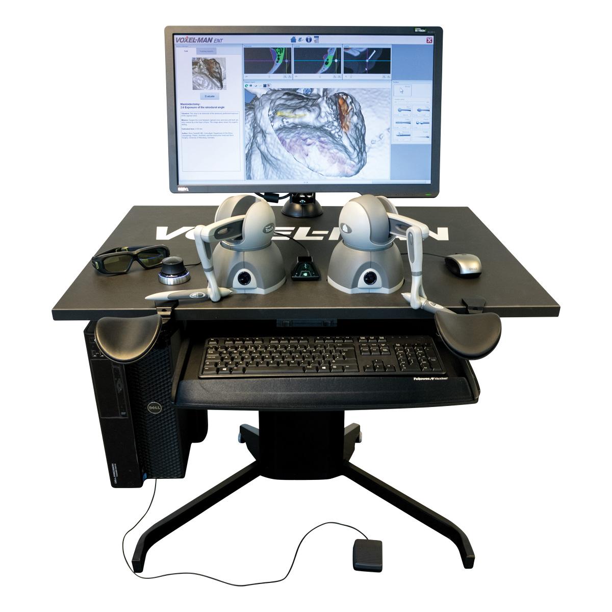 simulator de durere articulară