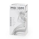 MOXOM Steel  - 0.30 x 30 mm - Coated - 100 needles, 1022116, Acupuncture Needles MOXOM