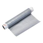 Dycem non-slip material, roll, 20 cm x 100 cm, silver, 1022301, Therapy and Fitness