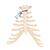 Human Sternum Model with Rib Cartilage - 3B Smart Anatomy, 1000136 [A69], Individual Bone Models (Small)
