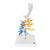 CT Bronchial Tree Model with Larynx - 3B Smart Anatomy, 1000274 [G23], Lung Models (Small)
