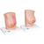 Model of Female Breast with Healthy & Unhealthy Tissue - 3B Smart Anatomy, 1008497 [L56], Breast Models (Small)