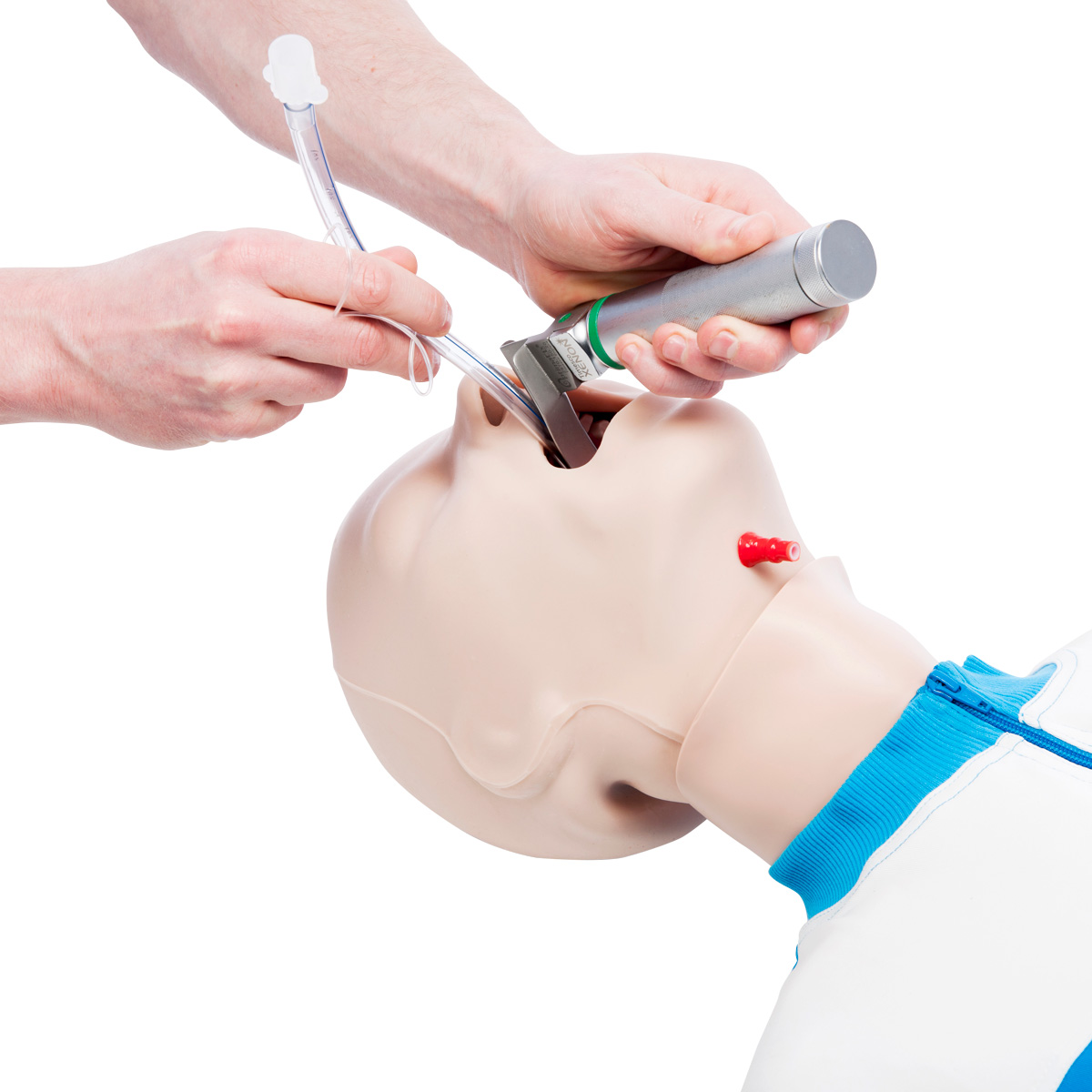 airway management An approach to the initial airway management of emergency department patients.