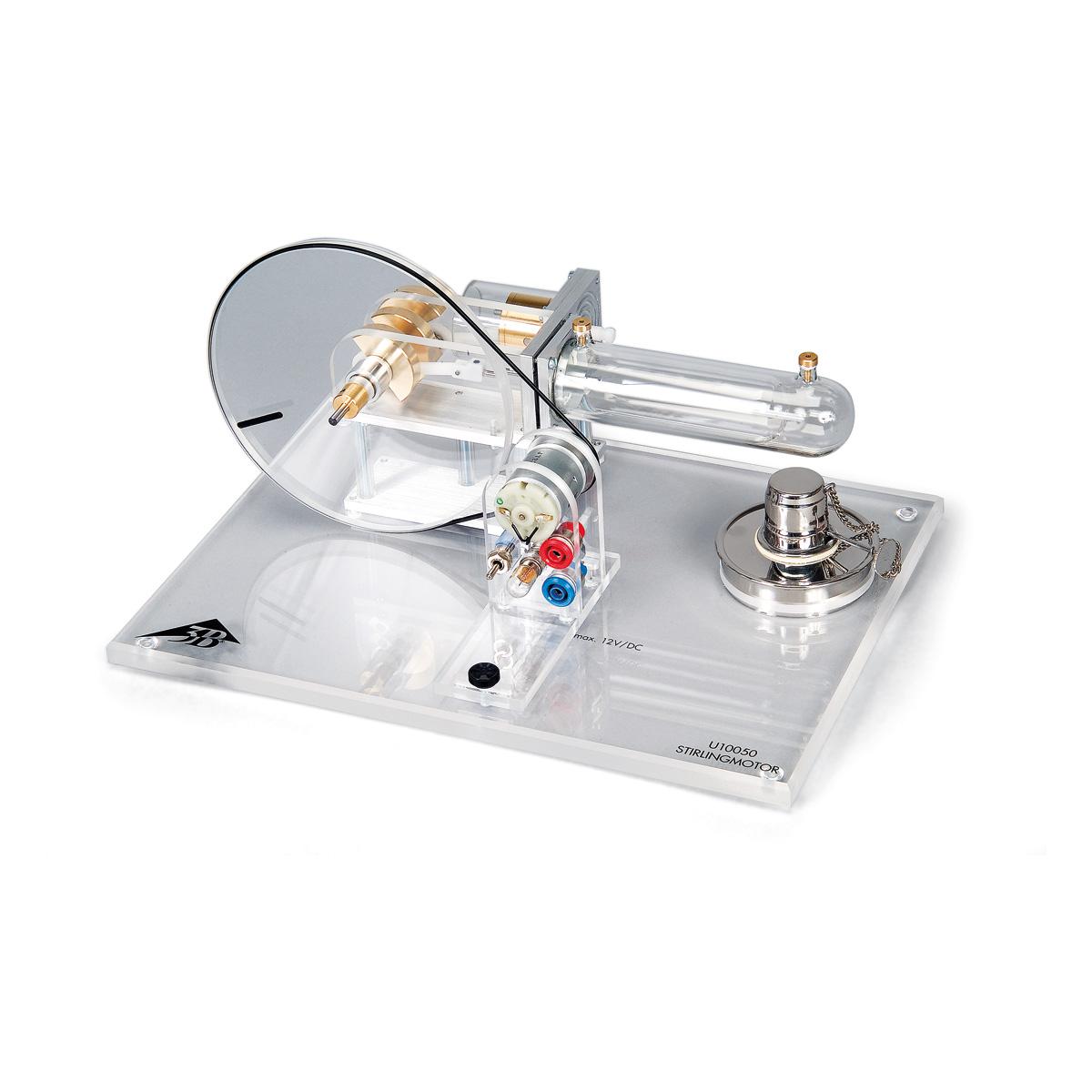 Transparent Stirling Engine Stirling Engines Heat
