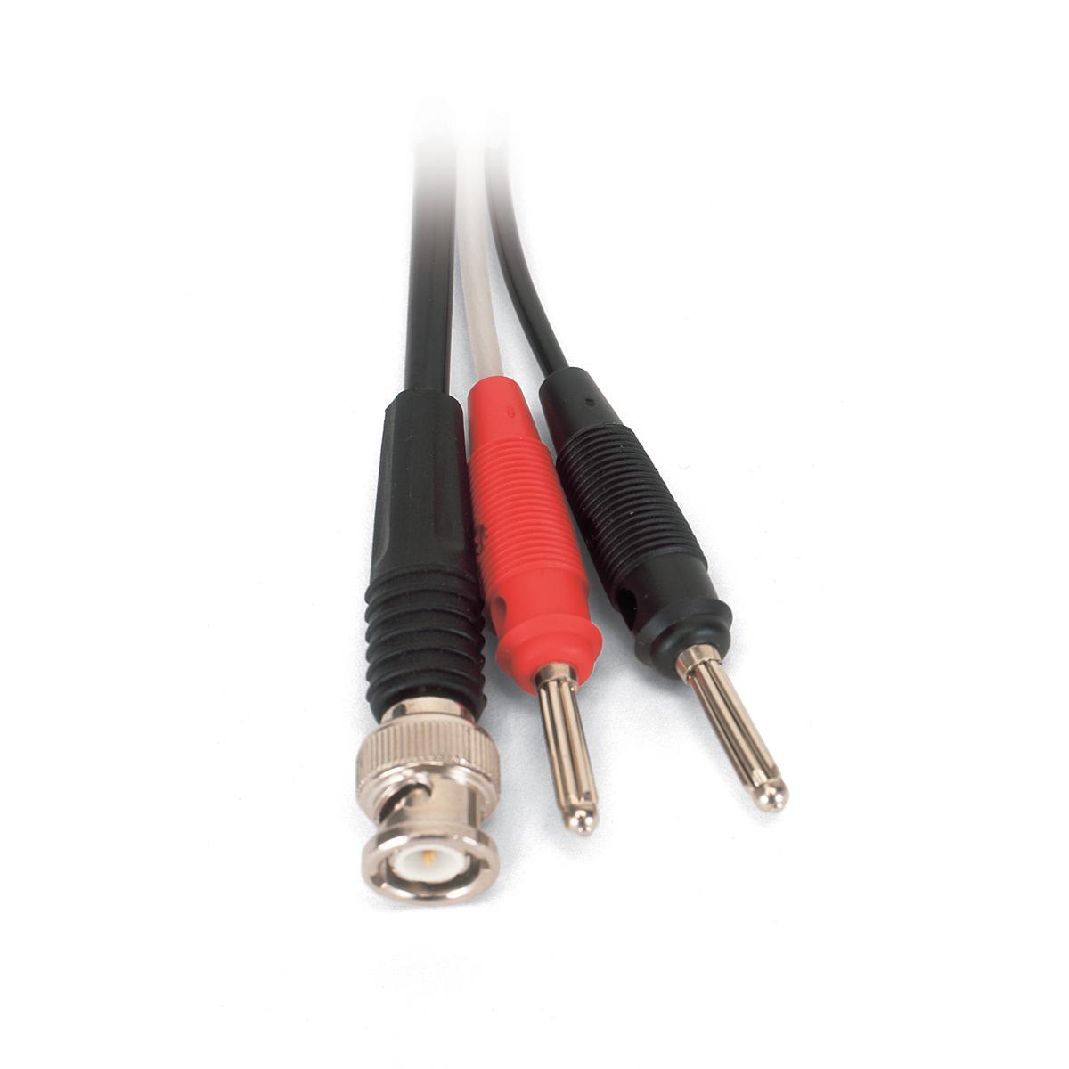 Hf Patch Cord  Bnc  4 Mm Plug - 1002748