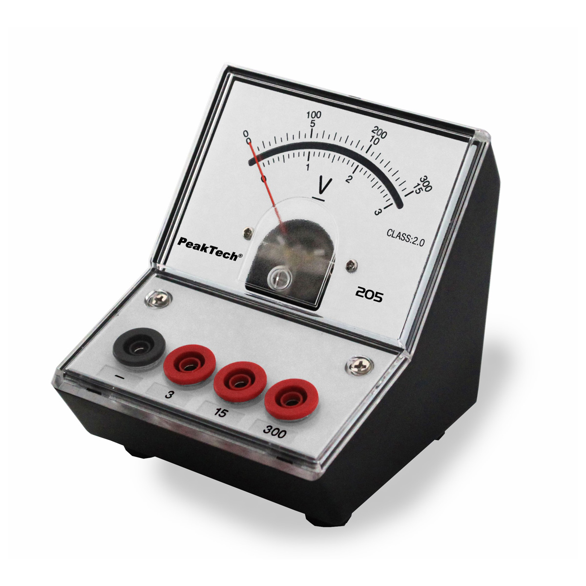 Dc Voltmeter 1002787 U11811 Peaktech,p_809_908 on Lab Equipment