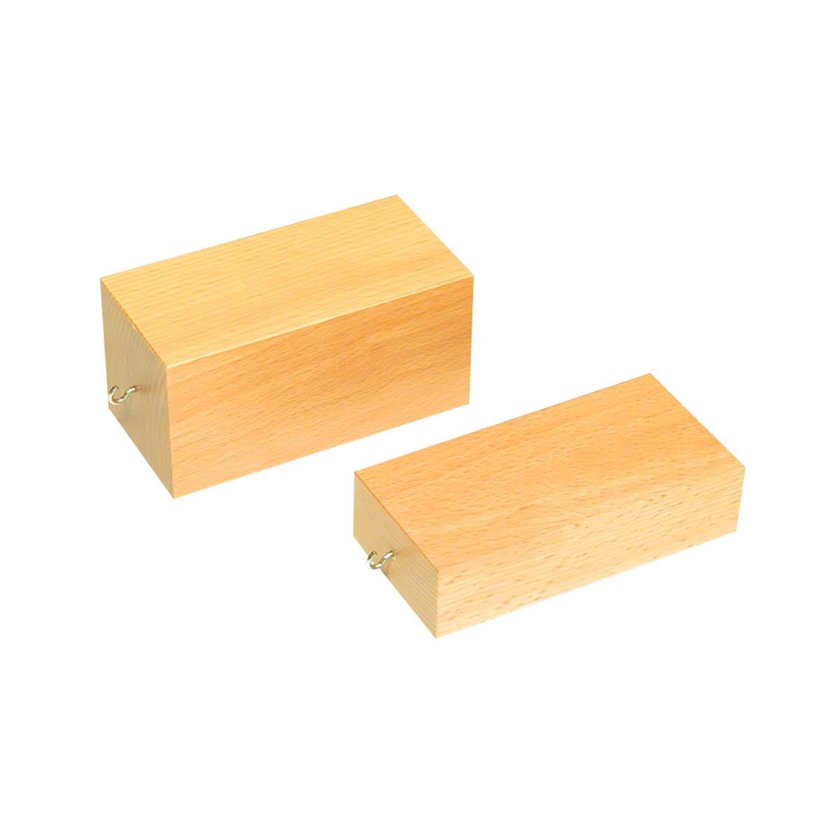 Wooden Blocks for Friction Experiments - U15026 - Friction - 3B ...