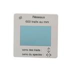 Grating 600/mm, 1003180 [U21873], Apertures, Diffraction Elements and Filters