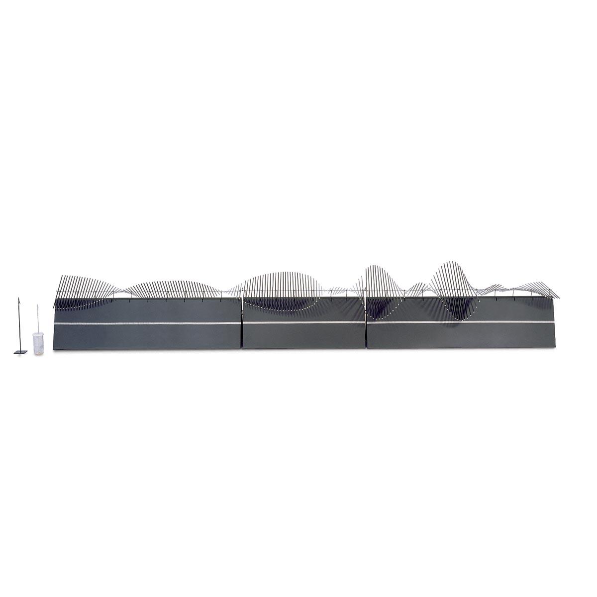 Demonstration Wave Machine, Complete Set - U45011 - Mechanical ...