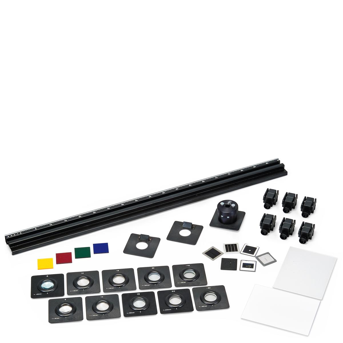Experiment Kits For Physics Kröncke Optics Experiment Kit