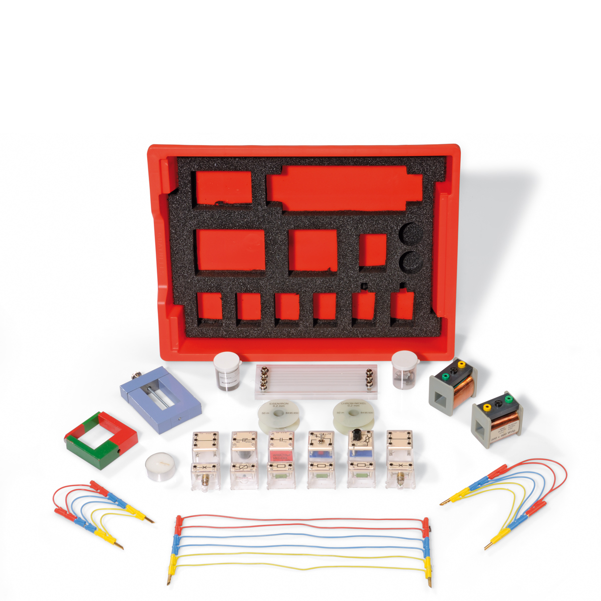 Advanced Electricity and Magnetism Kit | Student ...