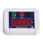 Millisecond Counter (230 V, 50/60 Hz), 1012832 [U8533370-230], Digital Counters