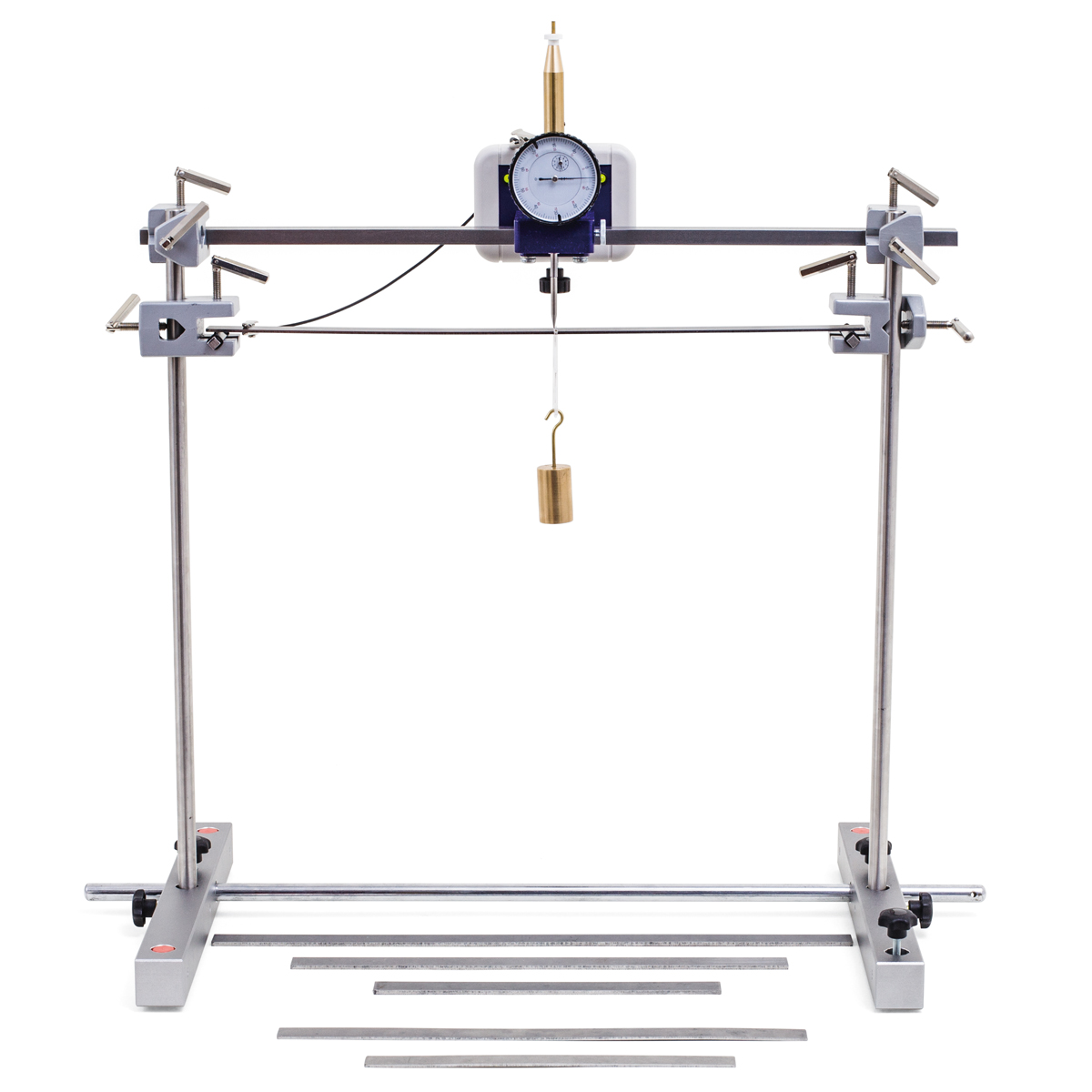 beam experiment Static strain measurement (cantilever beam) objectives: • learn about the use of resistance strain gages and wheatstone bridges • learn to use a static strain.