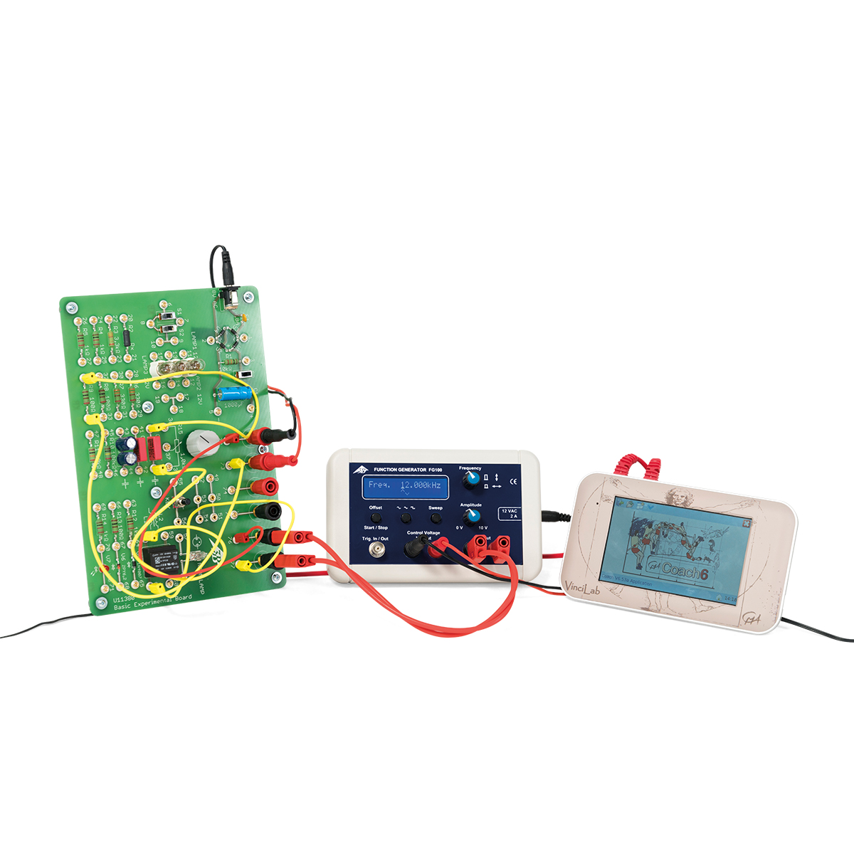 Experiment Lc Resonant Circuits 115 V 50 60 Hz 8000651 Dc Or Direct Current And Ac Alternating In A
