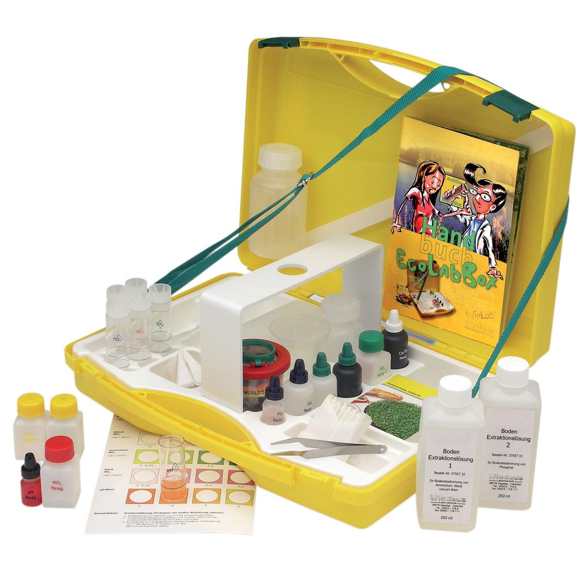"Teaching Box ""Environment"" (ECOLABBOX), English - W11720 ..."