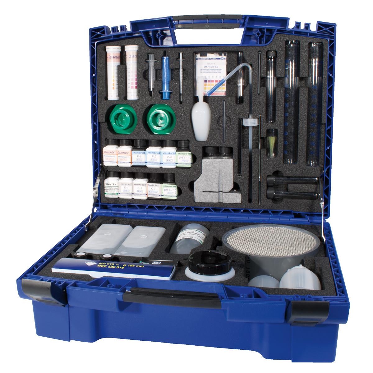 "Teaching Box ""Soil Analysis"" - W12700 - Environmental Science ..."