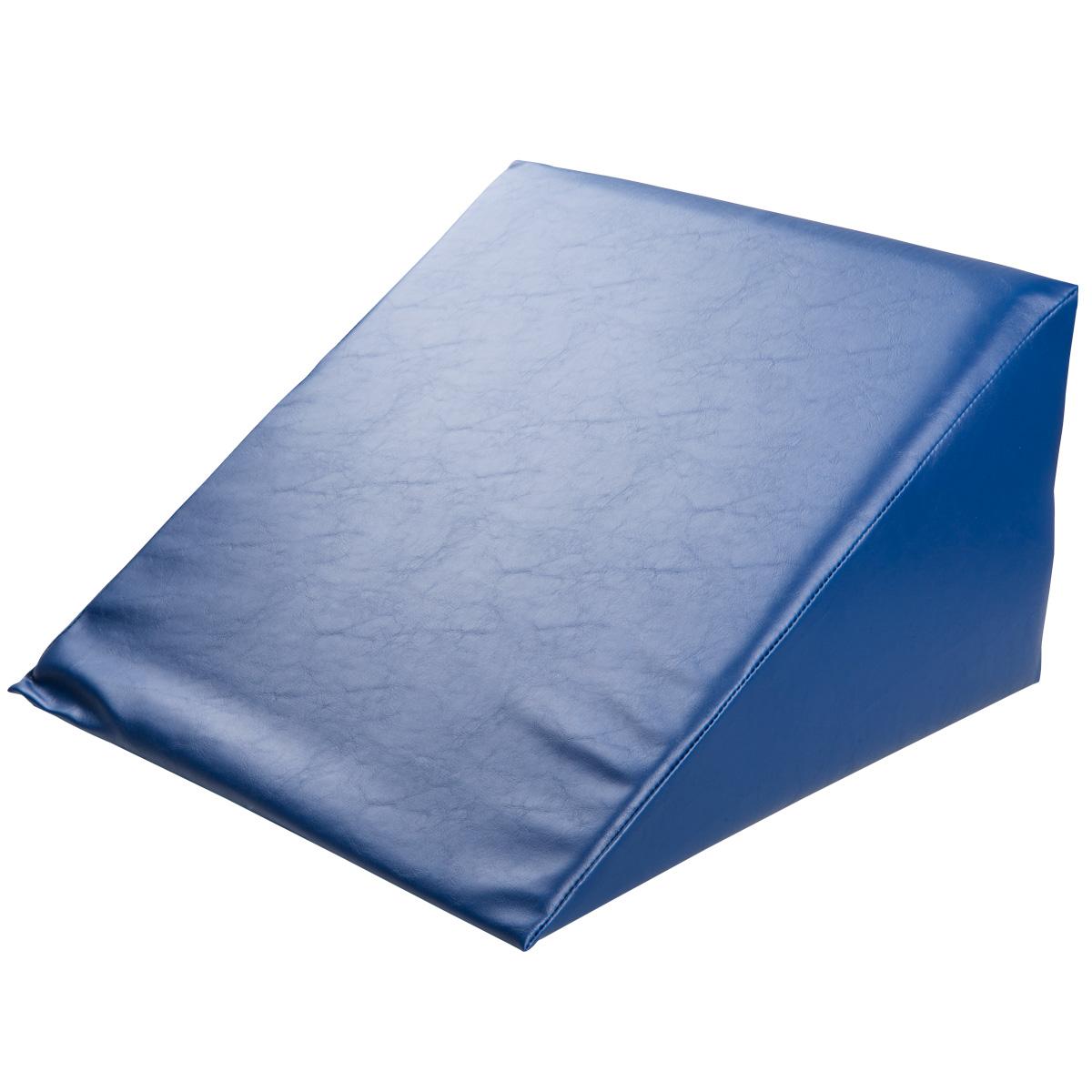 Large Foam Wedge Pillow - 1004999 - 3B Scientific - W15099DB - Bolsters Wedges Skillbuilder ...