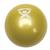 Cando Plyometric Weighted Ball, yellow, 2.2 lbs, 1008993 [W40121], Weights (Small)