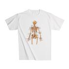 Anatomical T-Shirt Skeleton, L,W41012