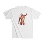 Anatomical T-Shirt Musculature, L,W41014